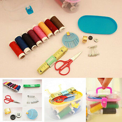 Home Essential Multifunction Home Sewing Box Portable Sewing Box
