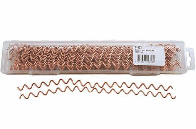 Power-TEC 91333 Squiggly Wire - 50pc