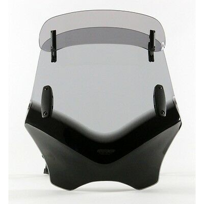 """MRA V-Flow Vario-Touring-Screen """"C"""" for Triumph Street Twin 900 clear"""