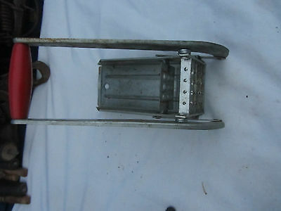 Vintage French Fry Maker Cutter