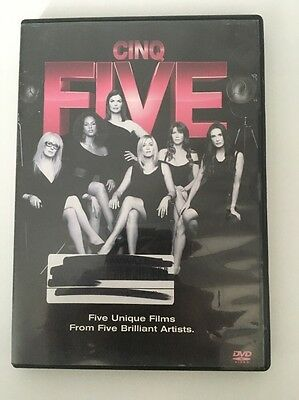 five // dvd //  // item #445