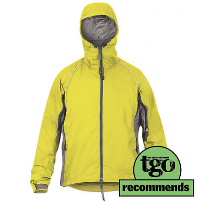 Paramo Quito Jacket Men`s...Lightweight Highly Breathable Waterproof RRP£230