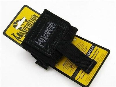 MAXPEDITION Black Mini ROLLYPOLY Folding Pouch Bag! 0207B