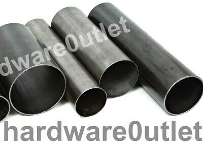 Mild Steel ROUND TUBE 6 Sizes to Choose from & 12 Popular Lengths