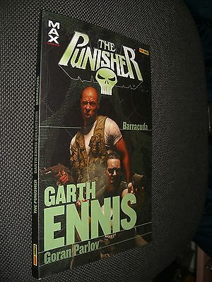 """The Punisher - Barracuda - Garth Ennis Collection - Come Nuovo """"n"""""""