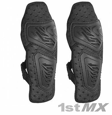 Leatt 3.0 Elbow Guards Motocross Enduro Black Adults XXL