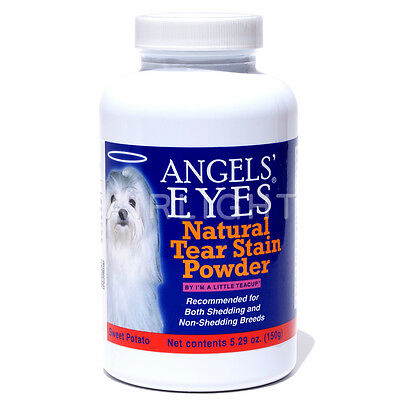 Angels Eyes For Dogs Cats Tear Stain Remover Angel's Natural Sweet Potato