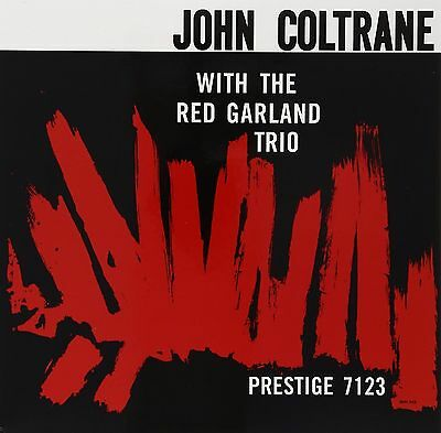 John Coltrane - With The Red Garland ++Vinyl 200g++Analogue Productions+NEU+OVP