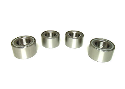 2011-2013 Polaris Ranger Crew 500 UTV: Set of Front & Rear Wheel Bearings