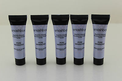 5 Smashbox Photo Finish, Foundation Primer 5 X 7ml New