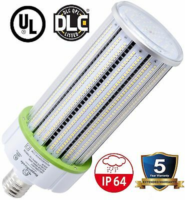 150 Watt E39 LED Corn Bulb -17,200 Lm- 5000K - Replace 400-500 watt Metal Halide