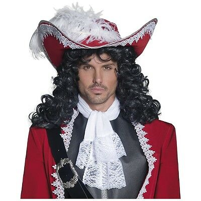 Authentic Pirate Hat Costume Accessory Adult Halloween