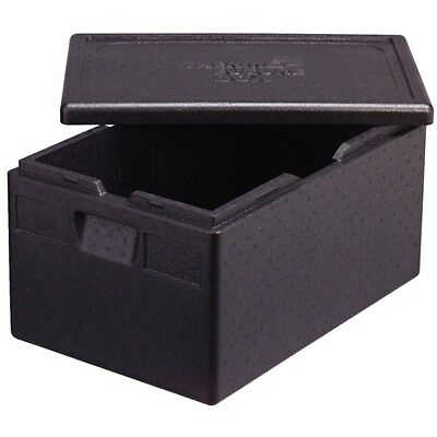Thermobox Isolierbox Thermo Future Box GN 1/1 bis 217mm tief Transportbox Isobox