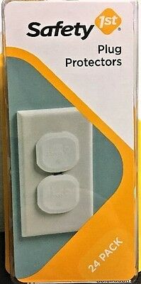 Safety 1st Plug Protectors 24 Pack