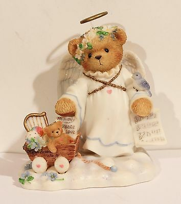 "Cherished Teddies 867489 ""Fay"" With Original Box"