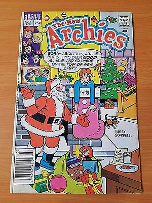 The New Archies #12 ~ VERY FINE VF ~ (1989, Archie Comics)