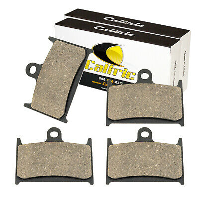 Front Brake Pads Fit Triumph Speed Four 2002 2003 2004 2005 2006