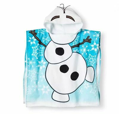 Frozen Olaf Hooded Bath Towels
