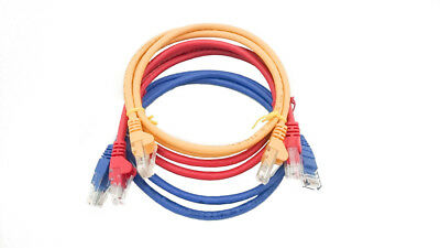 New Amdex 10m Cat 5e Patch Cable
