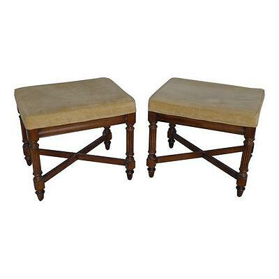 A pair of  Gordon's Furniture 1985 Stools / Benches