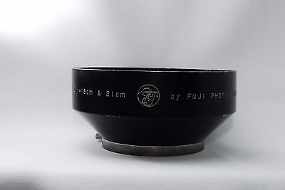 [Excellent} HOOD for FUJINAR -SC F=18cm &21cm by PHOTO FILM fron japan #160723-2