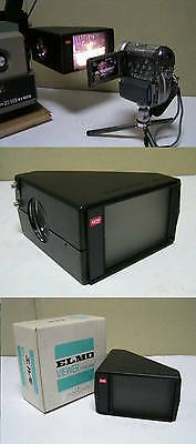 USED telecine for the viewer ELMO VIEWR Japan FreeShipping !!