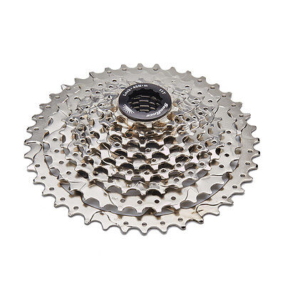 SUNRACE CSM990 11T - 40T Wide Ratio MTB Cassette 9 Speed For SHIMANO SRAM 425g
