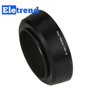 HN-3 Metal Lens Hood For Nikon 35-80mm F4-5.6 D-AF lens