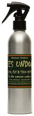 Biteback FLIES UNDONE™ Serious Insect Repellent For The Extreme Outdoors 250ml