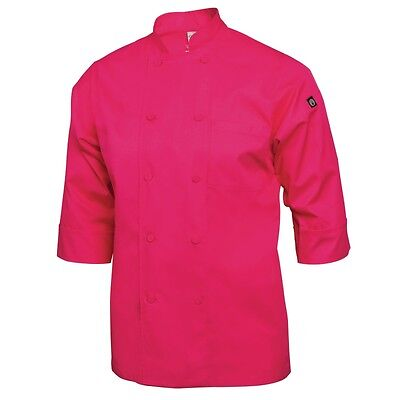 Colour by Chef Works Kochjacke beere S Gastro Jacke