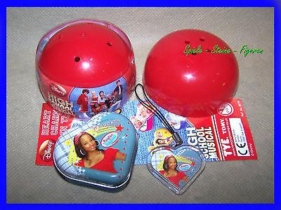 ۞ Taylor, High School Musical Pendant and Heart box ۞