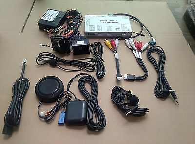 Benz Android video interface for Comand NTG 5-5.1,Audio 20 Class-B-C-CLA-E W447