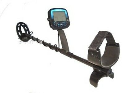 Anderson Teknetics Metal Detector Carbon Fibre Straight Shaft - DETECNICKS