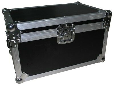 Flightcase passend für 4x LED Mini Moving Head Case Transportkiste Koffer