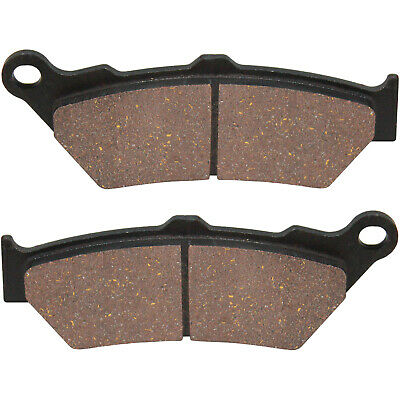 FRONT BRAKE PADS Fits BMW C1 125 1999 2000 2001 2002 2003, C1 200 2001