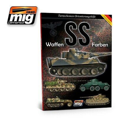 Ammo Of Mig 6002 # Ss Camouflage Guide German Edition