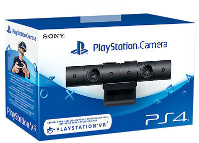 Sony Playstation 4 Camera V2 PS4 (Required with Playstation VR) IT IMPORT