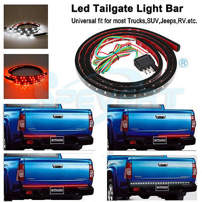 """60"""" LED Feux arrière freinage Turn Signal Indicadores Tail Light Camion SUV JEEP"""