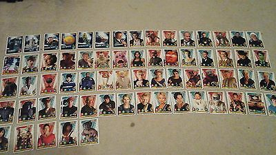 Doctor Who Alien Armies Trading Cards job lot of over 60 different cards