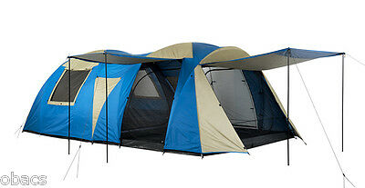Oztrail Odyssey Duo Large 12 Person Family Camping Tent