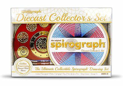 Spirograph Diecast Collector''s Playset
