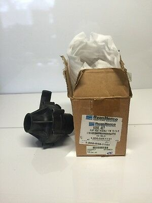Pump head assembly for TE-7K-M Rayn Herco