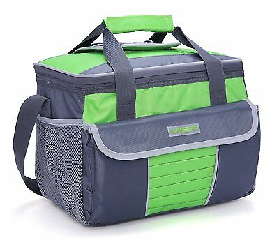 MIER Large Soft Cooler Bag Insulated Lunch Box Bag Picnic Cooler Tote with Lid,