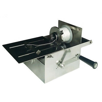 32MM 42MM 52MM Stainless Steel Hand Operate Knot Tying Sausage Machine