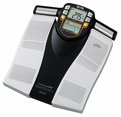 Tanita body composition meter left and right site-specific inner scan 50V B