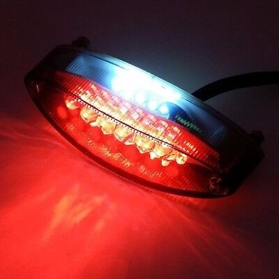 Brake Stop Tail License Light Dual Sport Motorcycle For RMZ450 RM85 DRZ400S