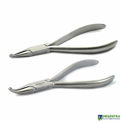 HOW Pliers Orthodontic Set Of 2 Dental Archwires Placement And Removal Lab Piers