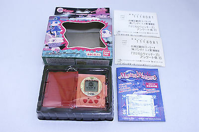 RARE Magical Witches BANDAI Virtual Game Portable Orange 4 Free Shipping FS