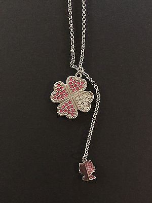 Hello Kitty Necklace with Rhinestone details