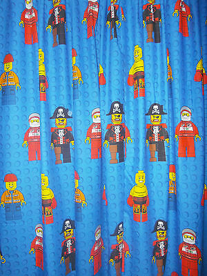 Lego People blackout Curtains